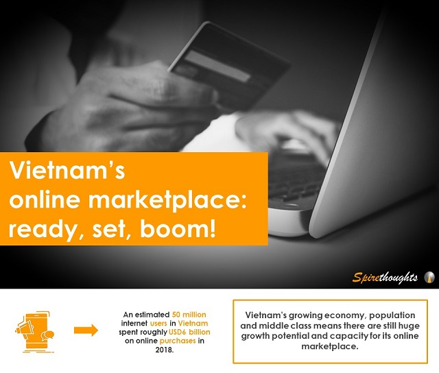 Vietnam's online marketplace: ready, set, boom!