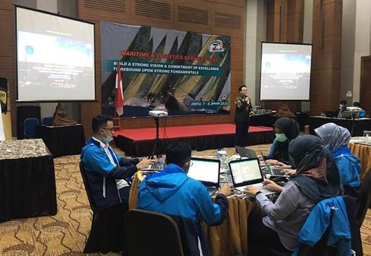 Role of ICT in Indonesia's Maritime & Logistics Services