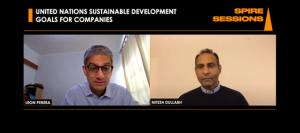 SPIRE SESSIONS Ep3: Part1. Role of UN SDGs for Companies