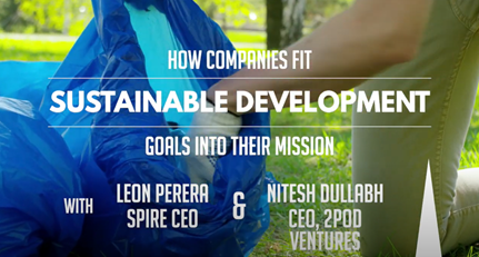 SPIRE SESSIONS Ep3: Part2. Fitting SDGs into companies' corporate mission
