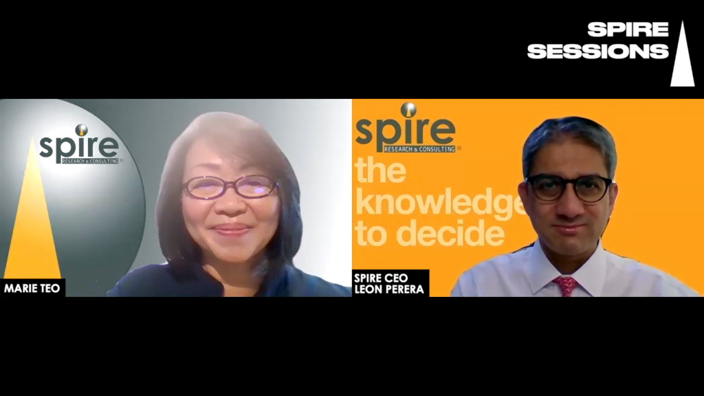 Spire Sessions Ep 1, Market Research Evolution & Relevance