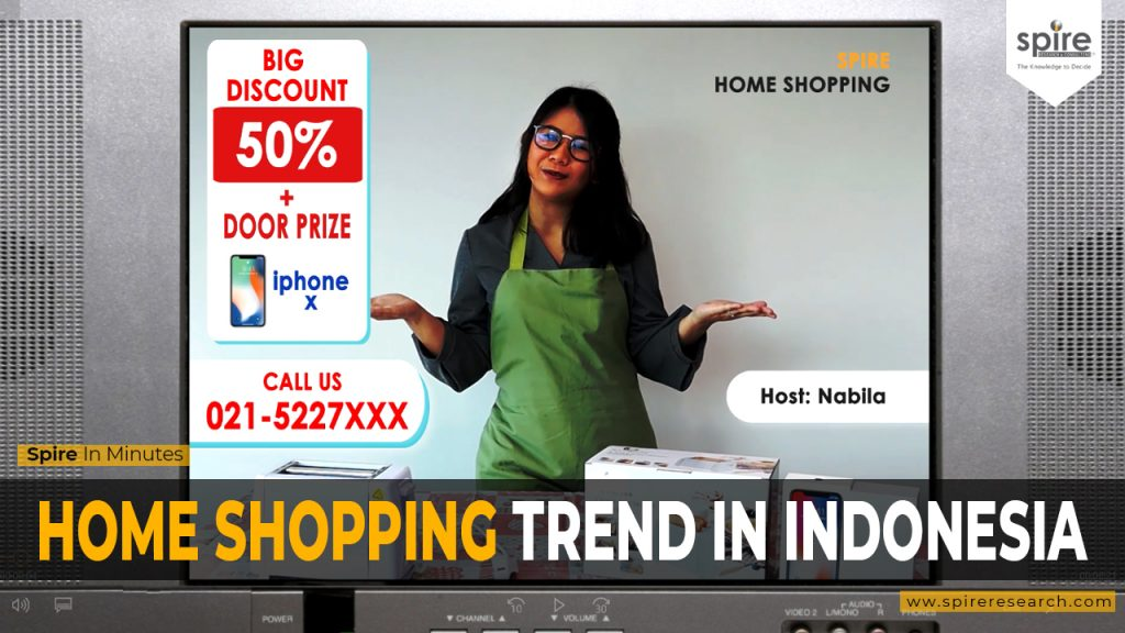 Spire in Minutes Trend of Android TV Box in Indonesia