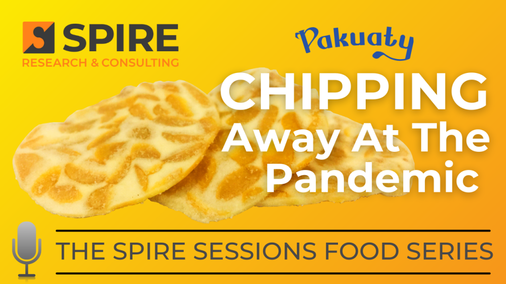 Spire Sessions Ep 8, Food Series, Pakuaty Chipping away at the Pandemic