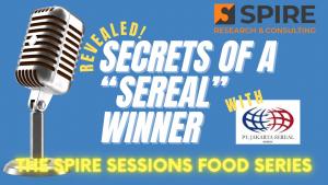 "Spire Sessions Ep 9, Food Series, Secrets of a ""Sereal"" Winner: PT Jakarta Sereal"